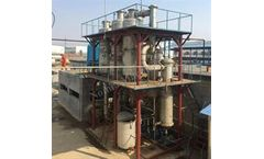 Industrial Wastewater Evaporation System