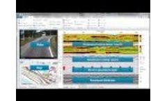Roadscanners Road Doctor 3 Software - Short Demonstration Video
