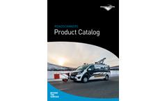 Roadscanners Product - Catalogue