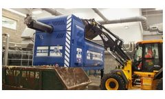 Tiger - Model HS 640 - Organic Waste Processing Machine