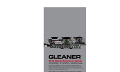 Gleaner - Model 4300 - Pickup Heads Brochure