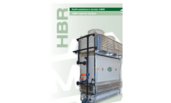 Model HBR - Closed Circuit Cooling Towers Brochure