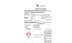 Solo-tek- Grow - Organic and Mineral Fertilizer Brochure