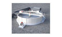 Model Series TQD - Decanter / Clarifier Tanks