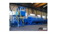 Imabe - Model CH-5000 - Car Logger Baler