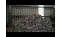 1b Eidal Shredder Video or Movie of Metal Shredding to Send in Group of 6 4