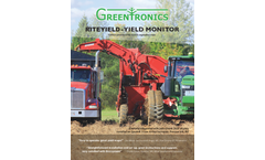 RiteYield Yield Monitor - Brochure