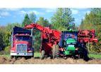 RiteYield - Vegetable Harvesters Yield Monitor