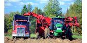 Vegetable Harvesters Yield Monitor