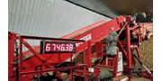 Harvester In-Line Conveyor Weighing Systems