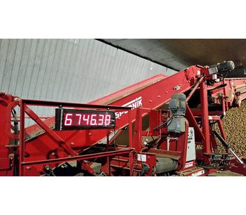 RiteWeight - Harvester In-Line Conveyor Weighing Systems