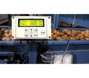 Harvester In-Line Conveyor Weighing Systems-1