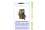 AeroFid - Model 200 - Automatic Micro Leak Detector for Filled Aerosol Cans - Brochure