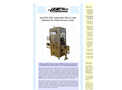 AeroFid - Model 200 - Automatic Micro Leak Detector for Filled Aerosol Cans - Brochure