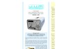 J.U.M. - Model 3-200 - Portable High Temperature Total Hydrocarbon Analyzer - Brochure