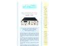 J.U.M. - Model 3-700 - High Temperature Total Hydrocarbon Analyzer - Brochure