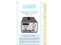 J.U.M. - Model 3-900 - Portable High Temperature Total Organic Carbon and Methane Carbon FID - Analyzer - Brochure