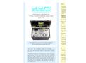 J.U.M. - Model OVF-3000 - Portable Heated Total Hydrocarbon Analyzer - Brochure