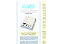 J.U.M. - Model W600 - Wall Mount All Heated Total Hydrocarbon Analyzer - Brochure
