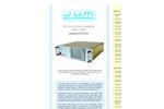 J.U.M. - Model 603 - Heated FID Total Hydrocarbon Analyzer - Brochure
