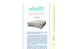 J.U.M. - Model 900 - High Temperature Non Methane Hydrocarbon Cutter - Brochure
