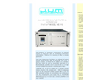 PreFilter - Model VE 112 - All Heated Sample Filter & Interface - Brochure