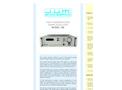 J.U.M. - Model 108 - High Temperature Sample Diluter - Brochure