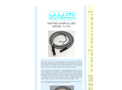 J.U.M. - Model TJ 100 - Heated Sample Line - Brochure