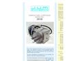 J.U.M. - Model 2812D - Compact Sample Pump - Brochure