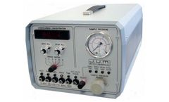 J.U.M. - Model 3-800 - Portable High Temperature Total Hydrocarbon Analyzer