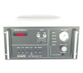 J.U.M. - Model VE7 - High Temperature Total Hydrocarbon Analyzer
