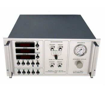 J.U.M. - Model 109A - Continuous Total Carbon/ Methane Carbon/ Non Methane Carbon Analyzer Heated FID