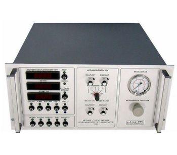 J.U.M. - Model 109A - Continuous Total Carbon/ Methane Carbon/ Non Methane Carbon Analyzer Heated FID