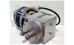 J.U.M. - Model 2812D - Compact Sample Pump
