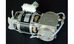 J.U.M. - Model 2825PD - Compact Compressor or Sample Pump