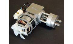 J.U.M. - Model 2812D-HT - Compact, High Temperature Sample Pump