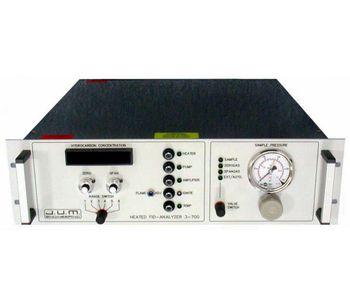 J.U.M. - Model 3-700 - High Temperature Total Hydrocarbon Analyzer