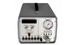 J.U.M. - Model 3-900 - Portable Heated Methane Only and Total Hydrocarbon Heavy Duty FID Analyzer