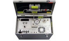 J.U.M. - Model OVF-3000 - Portable Heated Total Hydrocarbon Analyzer