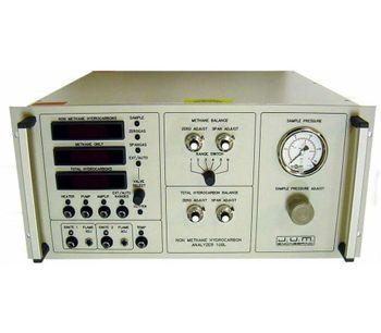 J.U.M. - Model 109L - Heated Non Methane/ Methane/ Total Hydrocarbon FID Analyzer