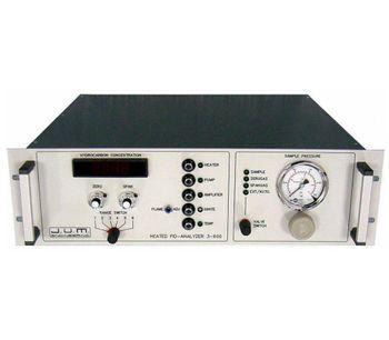 J.U.M. - Model 3-600 - Heated FID Total Hydrocarbon Analyzer