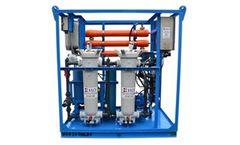 Bluecube - Reverse Osmosis Desalination Systems