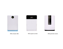 Air purifier K01 from Olansi healthcare
