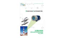 Delta Phase - Model Alpha6000 - Ultrasonic Gas Flowmeter - Datasheet