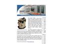 SASS - Model 2300 - Wetted Wall Air Sampler Brochure