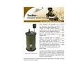 TacBio - Biological Aerosol Detector Brochure