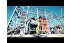 Biofuel boiler houses and technological equipment