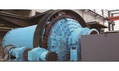 Shunda - Model MQY - Overflow Ball Mill