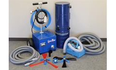 SpinVax - Model 1000XT - Professional Air Duct Cleaning Equipment Package
