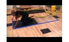 Injectidry Systems Floor Drying System Video